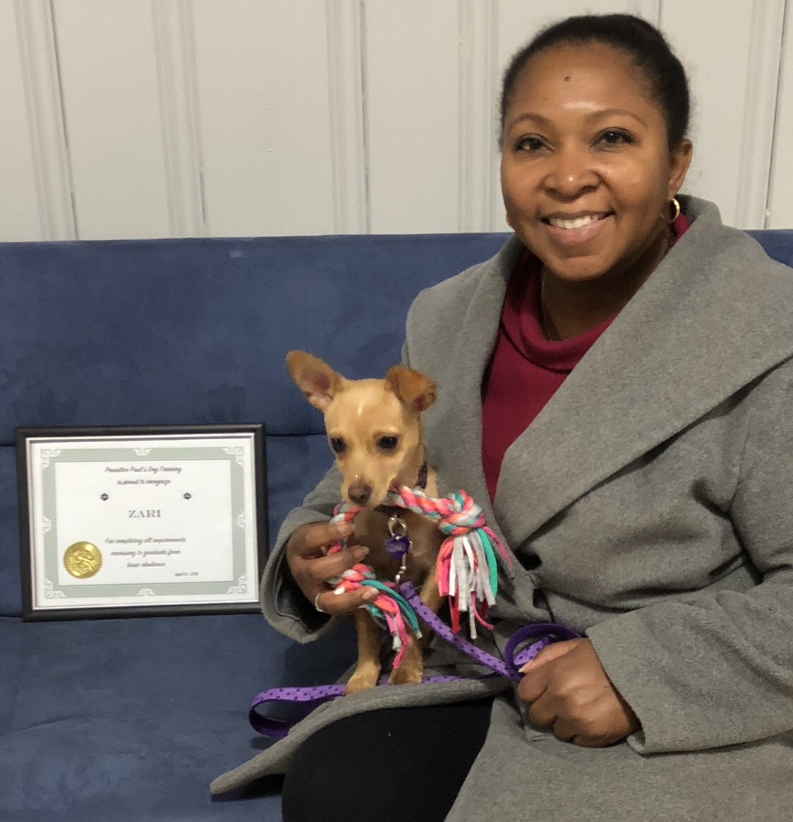 Zari's Graduation